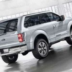 2017 Ford Bronco Redesign