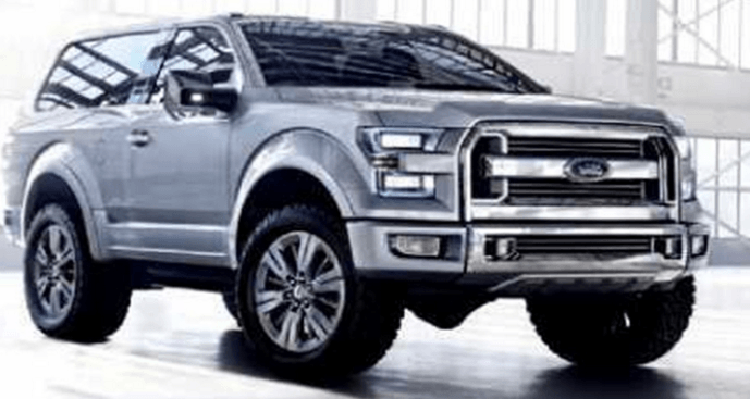 2017 Ford Bronco >> 2017 Ford Bronco Release