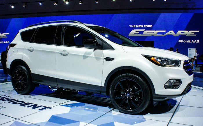 2017 ford escape sport. Black Bedroom Furniture Sets. Home Design Ideas