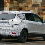 2017 Ford Escape Spy