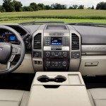 2017 Ford F250 Interior