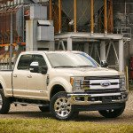 2017 Ford F250 Powerstroke