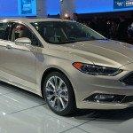 2017 Ford Fusion Platinum V6 Sport