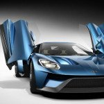 2017 Ford GT Doors