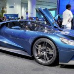 2017 Ford GT Model