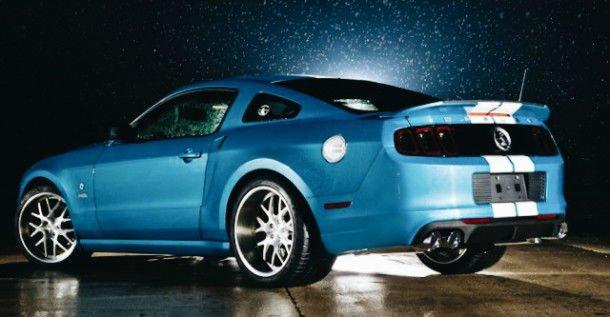 2017 Ford Mustang GT Horsepower