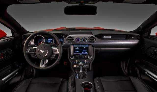 2017 Ford Mustang Interior