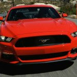2017 Ford Mustang Notchback
