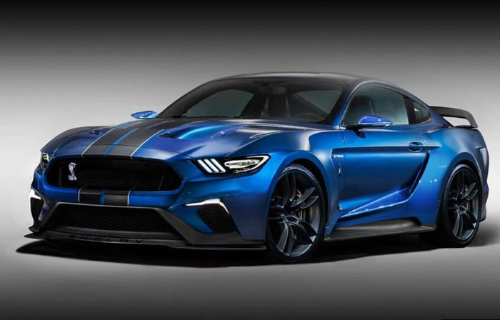 2017 Ford Mustang gt500
