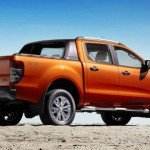 2017 Ford Ranger Pickup