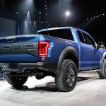 2017 Ford Ranger Raptor