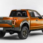 2017 Ford Raptor Colors