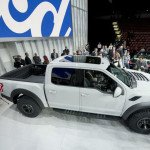 2017 Ford Raptor White