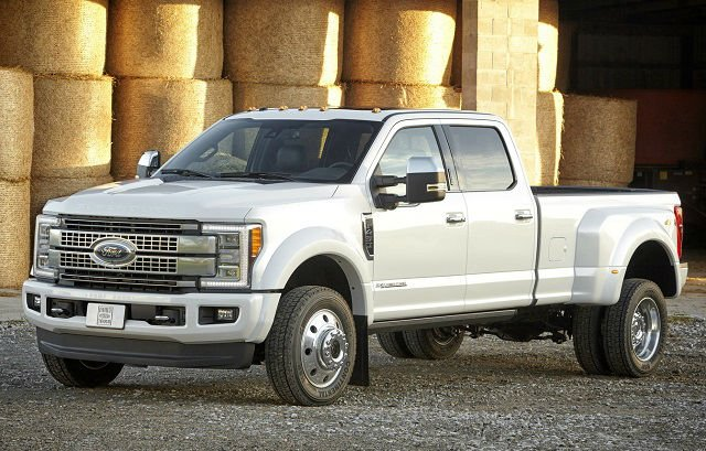 2017 Ford Super Duty Concept