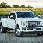 2017 Ford Super Duty Dually