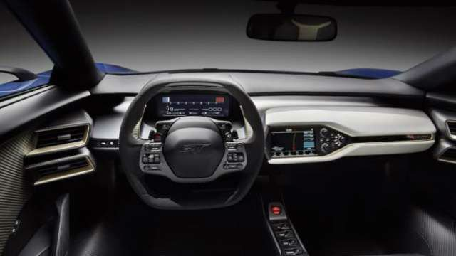 2017 Ford Torino GT Interior