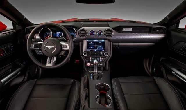 2017 Ford Torino Interior