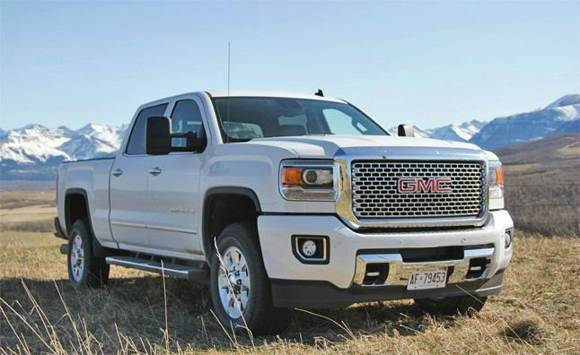 2017 Gmc 2500hd Denali
