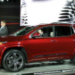 2017 GMC Acadia Photos