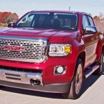 2017 GMC Canyon Colors