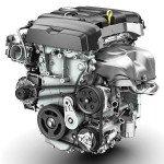 2017 GMC Canyon Denali Engine