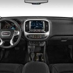 2017 GMC Canyon Denali Interior