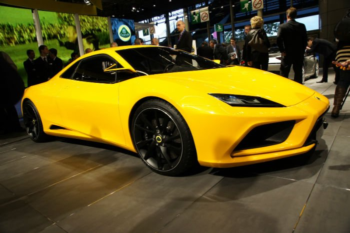 2017 Lotus Elan Model