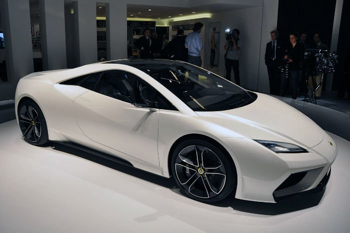 2017 Lotus Esprit Model