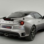 2017 Lotus Evora 400 Exhaust