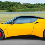 2017 Lotus Evora 400 Yellow