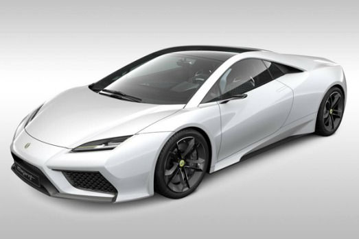 2017 Lotus Exige Model