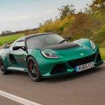 2017 Lotus Exige Sport 350