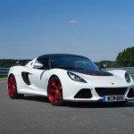 2017 Lotus Exige V6 Cup