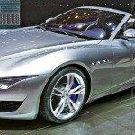 2017 Maserati Alfieri Convertible
