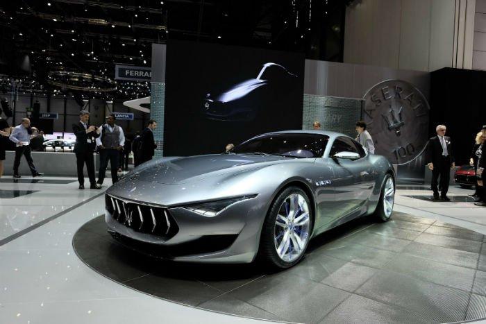 2017 Maserati Alfieri Coupe