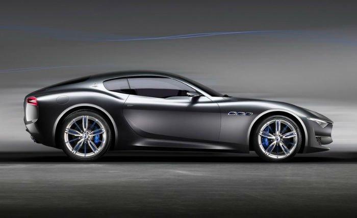 2017 Maserati Alfieri Model
