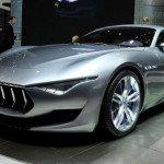 2017 Maserati Alfieri Redesign