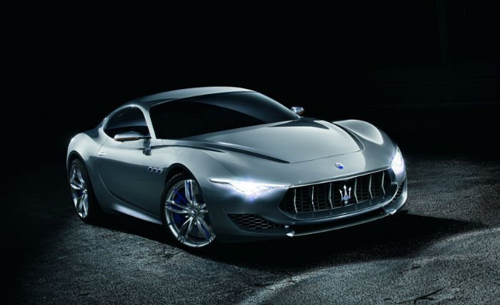 2017 Maserati Alfieri Wallpaper