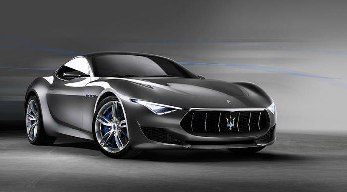 2017 Maserati Coupe