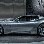 2017 Maserati GT Coupe