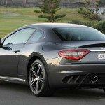 2017 Maserati GT Exhaust