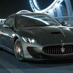 2017 Maserati GT Model