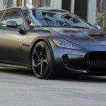 2017 Maserati GT Release