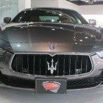 2017 Maserati Ghibli Facelift