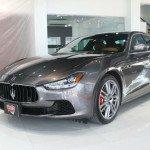 2017 Maserati Ghibli Model