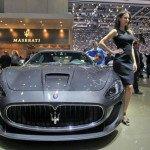 2017 Maserati GranTurismo Facelift