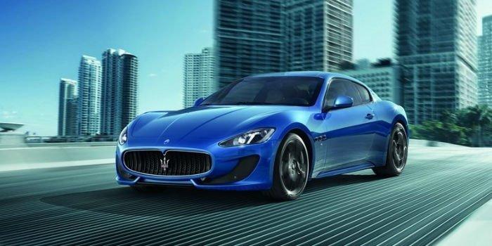 2017 Maserati GranTurismo Model