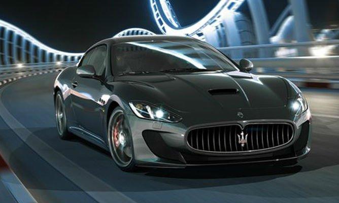 2017 Maserati GranTurismo Redesign