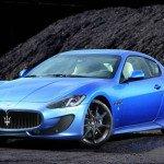 2017 Maserati GranTurismo Wallpaper