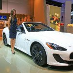 2017 Maserati Quattroporte Convertible